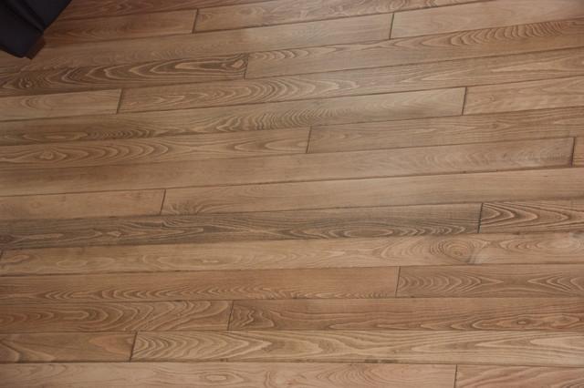 European Beech Modern Hardwood Flooring Vancouver