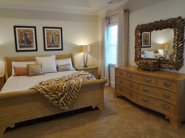 Private Spaces contemporary-bedroom