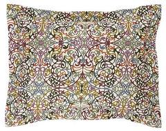 Lucia Standard Pillow Sham modern-shams