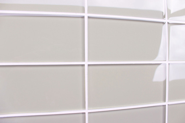 3x6 Glass Subway Tiles Kitchen And Bathroom