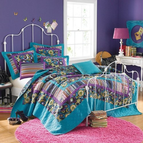 Steve Madden Blossom Quilt eclectic-quilts