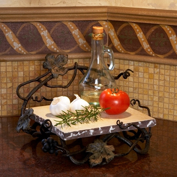 Square Stone Server mediterranean-serving-dishes-and-platters