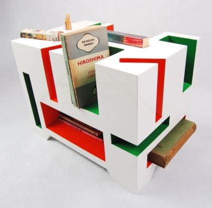 Book Porcupine eclectic-bookcases