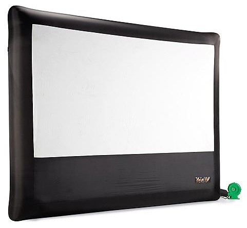 inflatable outdoor projector screen 16 39 frontgate modern home