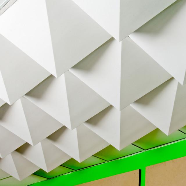 Mio ceiling tiles modern home decor by 2modern - Modern drop ceiling tiles ...