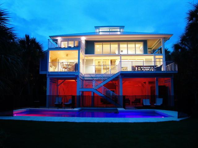 Energy Retrofit Beach House