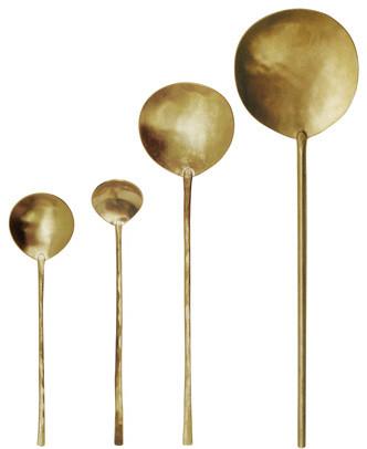Brass Spoon asian-flatware