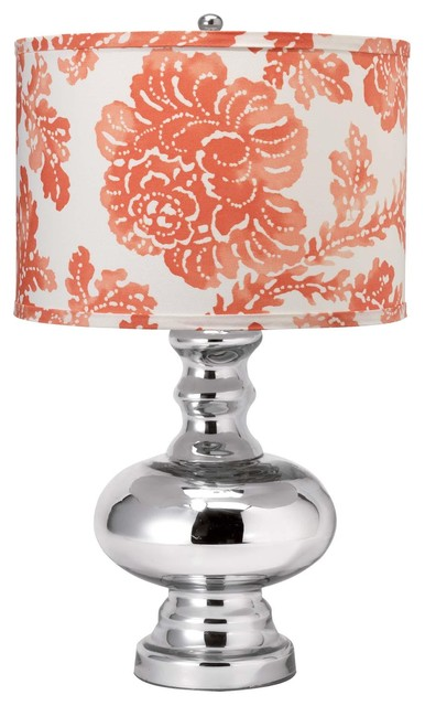 Jamie Young Co. Small St Croix Table Lamp in Mercury traditional table lamps