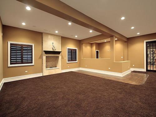 Basement Remodels traditional-basement