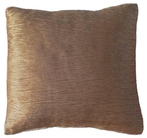 Jiti Jewel Bronze Pillow contemporary-decorative-pillows