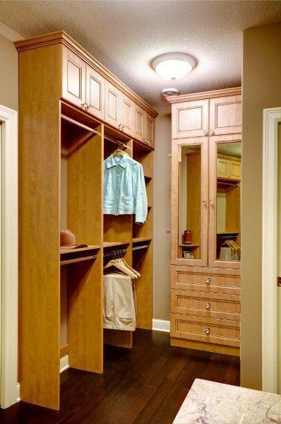 Master Walk-In Closet closet