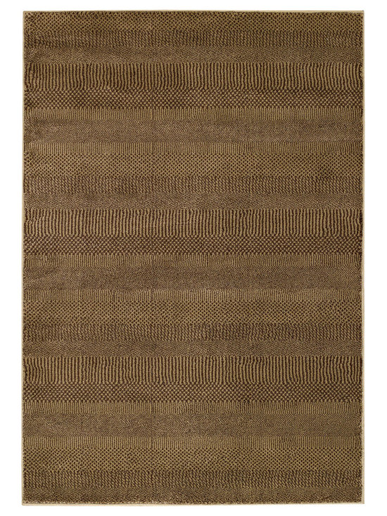 Henry rug in Khaki - A real head turner, Henry is haberdashery chic and quietly handsome. Inspired by a hand knotted masterpiece.