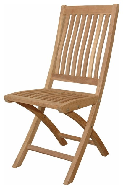 Tropico Folding Chair modern-outdoor-folding-chairs