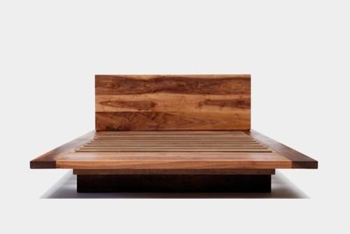 SQ Platform Bed modern-beds