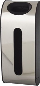 simplehuman studio Grocery Bag Holder modern cabinet and drawer organizers
