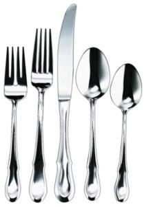 Celine Collection Silverware Set flatware
