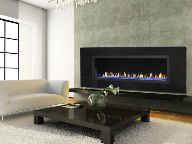Heat & Glo | RED Series Gas Fireplace indoor-fireplaces