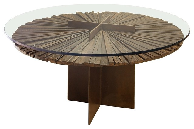 Dining Table Wood Dining Table Glass Top