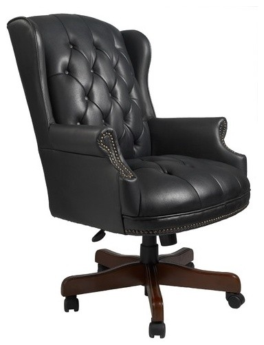 Traditional Series High-Back Office Chair modern-home-office-accessories