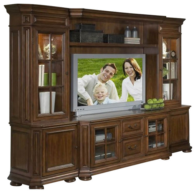Riverside Cantata 63 Inch TV Console Entertainment Center transitional ...