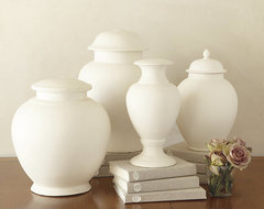 Suzanne Kasler French Bisque Lamp Slips traditional-originals-and-limited-editions