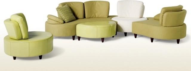 Key Pieces for a Contemporary Home contemporary-sectional-sofas