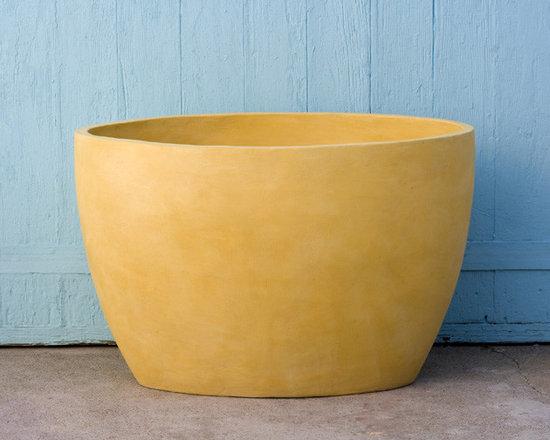 Oval Planter -