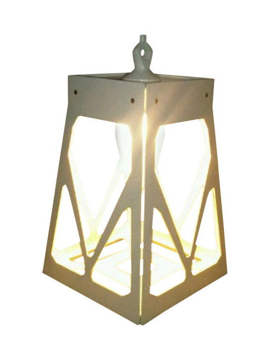 Tango Lighting - Tango Charles Outdoor Floor Lamp - The Charles family by the hand of Stephane Lebrun is designed for indoor and outdoor use. This lamp is in electric version of Charles floor lamp.