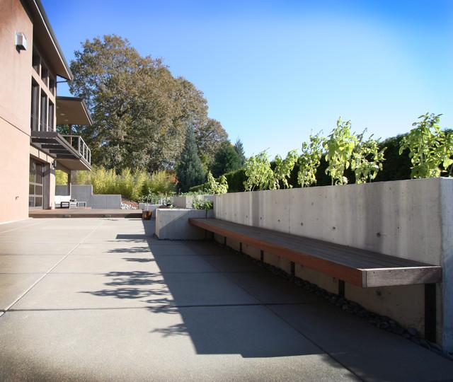 Vancouver wa modern bathroom for Landscape architects bath