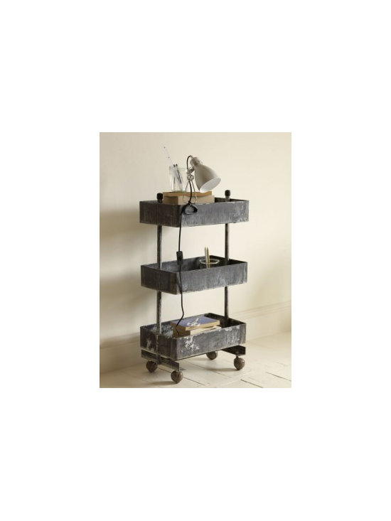 Storage Trolley -