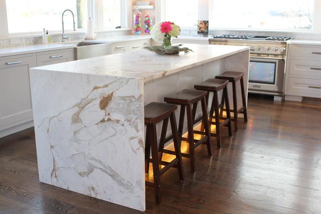 River View Kitchen contemporary-kitchen