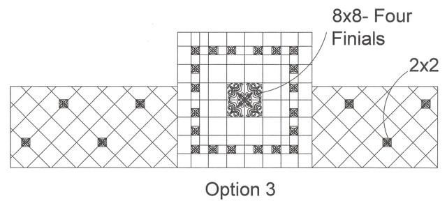 W. Kitchen Tile & Backsplash Ideas traditional