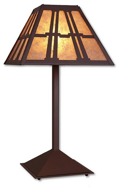 Rocky Mtn Table Lamp - Eastlake eclectic-table-lamps
