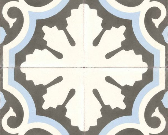 In Stock Cement Tile - Keegan Cement Tile from Cement Tile Shop