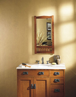 Recessed Medicine Cabinet - Traditional - Bathroom Cabinets And ...