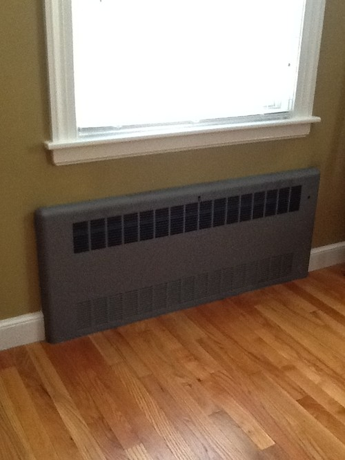 Are these metal radiator covers safe to paint - How warm does it have to be to paint outside ...