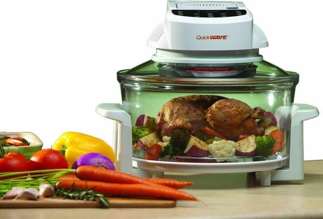 QuickWave Digital 12-Quart Halogen Oven contemporary-ovens