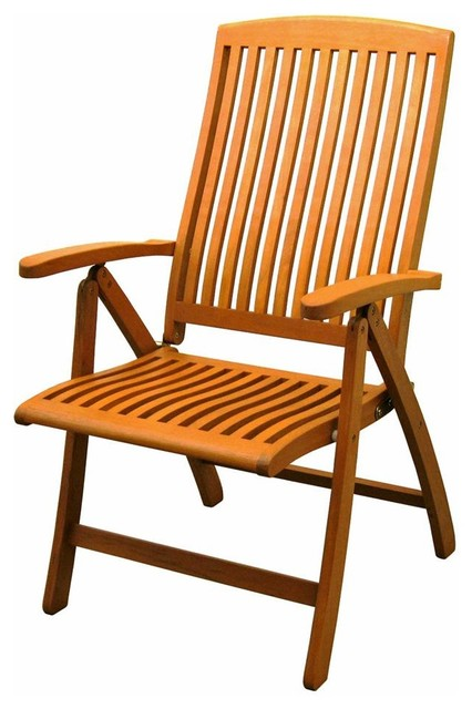 Folding Patio Chair Set of 2 Contemporary Outdoor Folding Chairs by i