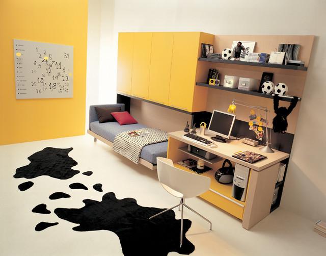 Modern kids room modern
