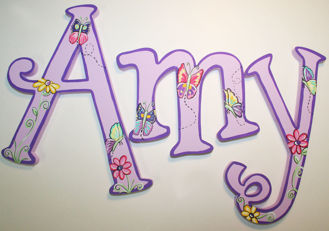 Portfolio - Artwork Wall Letters wall-letters