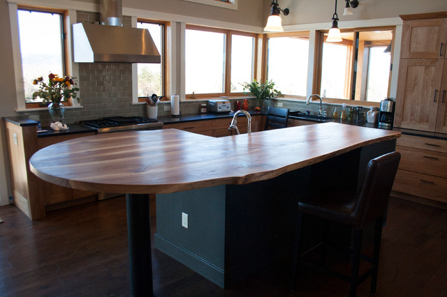 A Kitchen In Spanish Hills Contemporary Kitchen Countertops Denver By Stone And Cottonwood