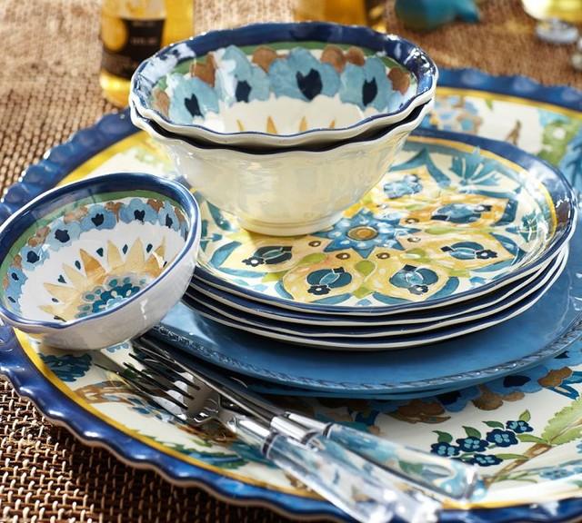 Cabo Melamine Dinnerware