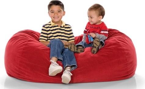 Jr Bean Bag Sofa modern-kids-chairs