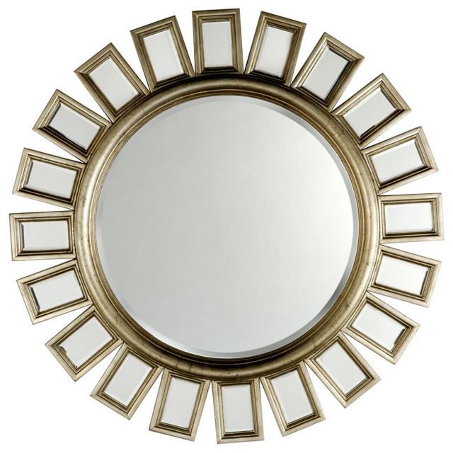 Devon Mirror traditional-mirrors