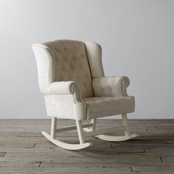 Opulence Rocking Chair - Traditional - Rocking Chairs - other metro ...