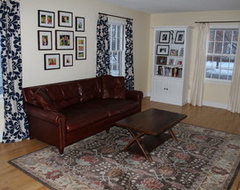 Need help creating an eclectic living room in my 1940s house - Houzz