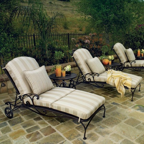 Silana Outdoor Chaise Lounge outdoor-chaise-lounges