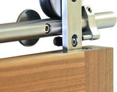 Swiss Rod Modern Sliding Hardware rustic-brackets