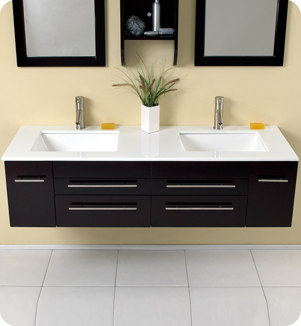 Bathroom Vanities - modern - bathroom vanities and sink consoles ...