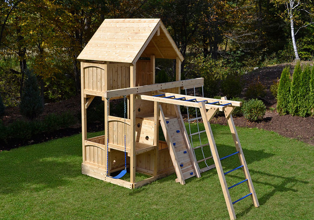 Canterbury Space Saver Climber - Kids Playsets And Swing Sets - other ...